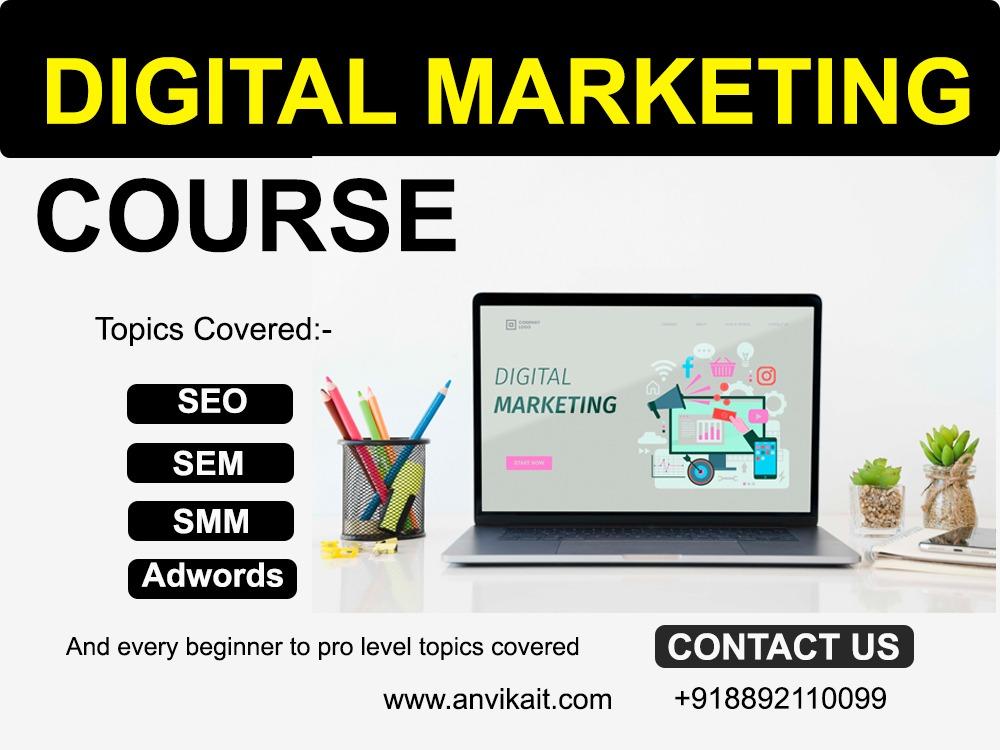 Digital Marketing online training 5,000 only