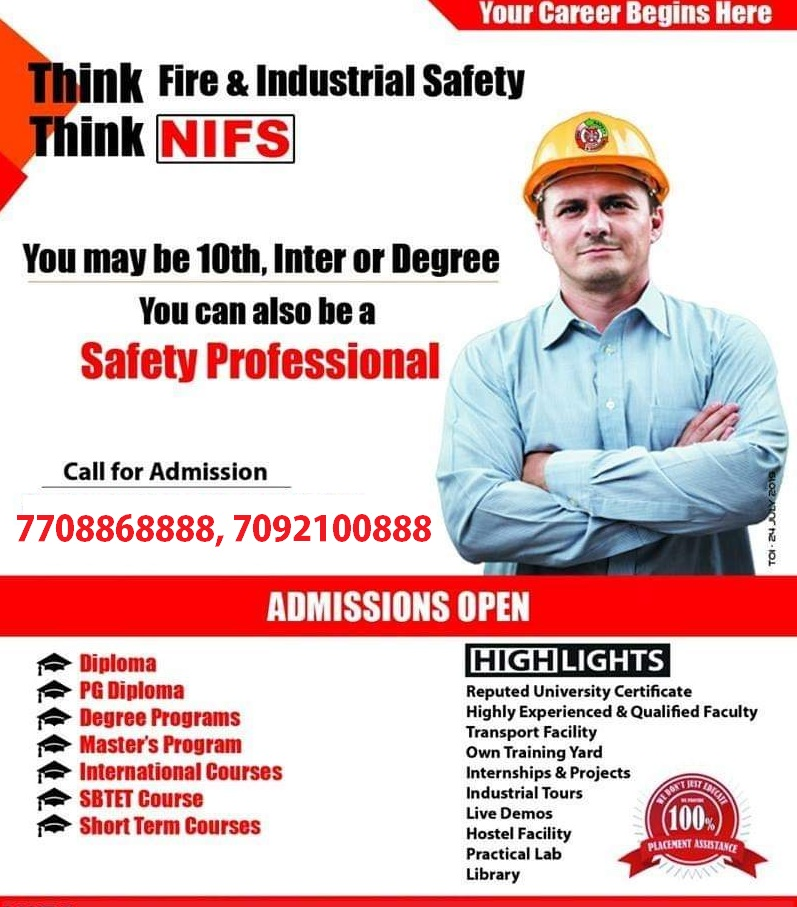 Fire safety courses in Attur