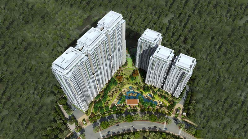 DLF The Crest - Offers Luxury Living in gurgaon
