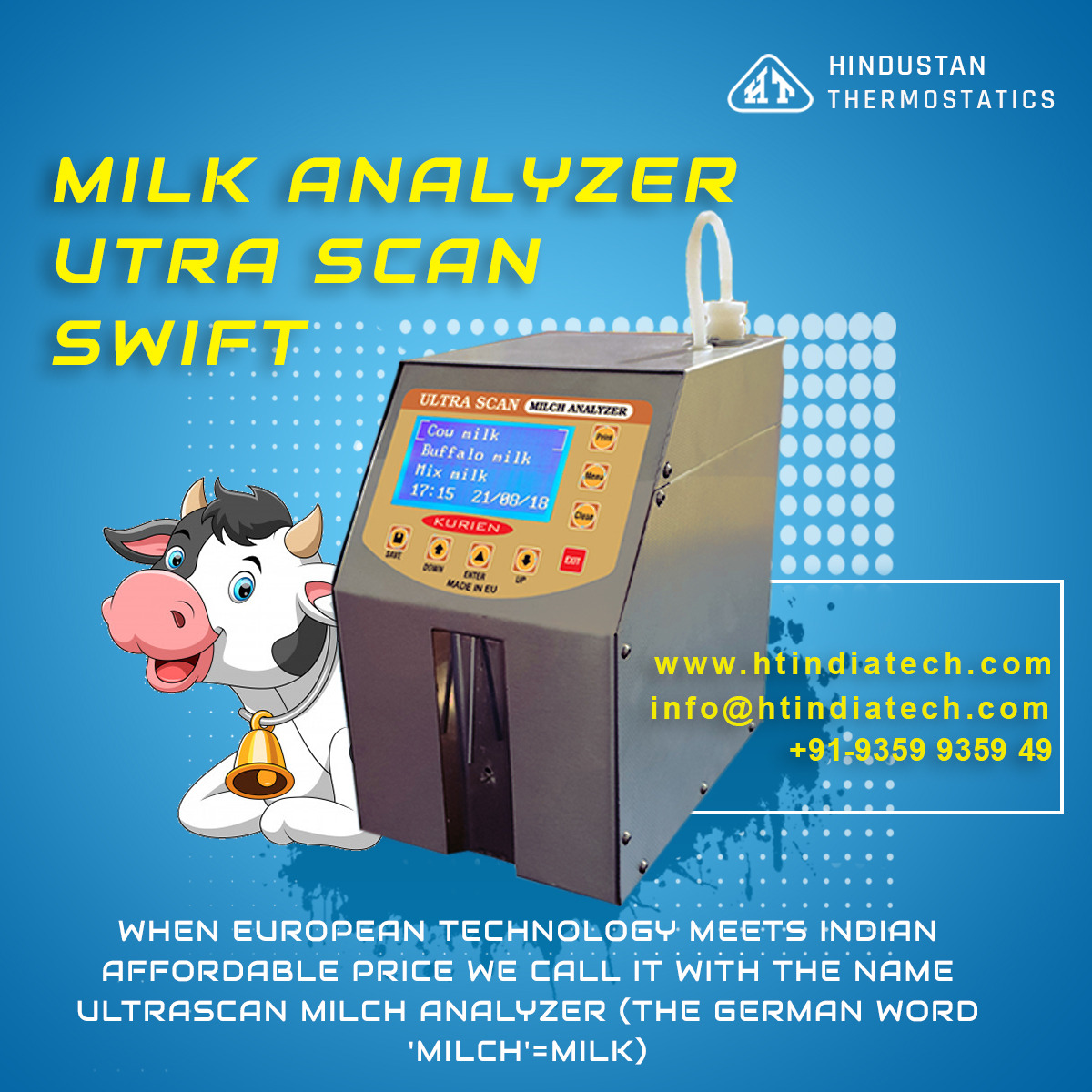 Dairy Equipment Manufacturer | Dairy Equipment Supplier