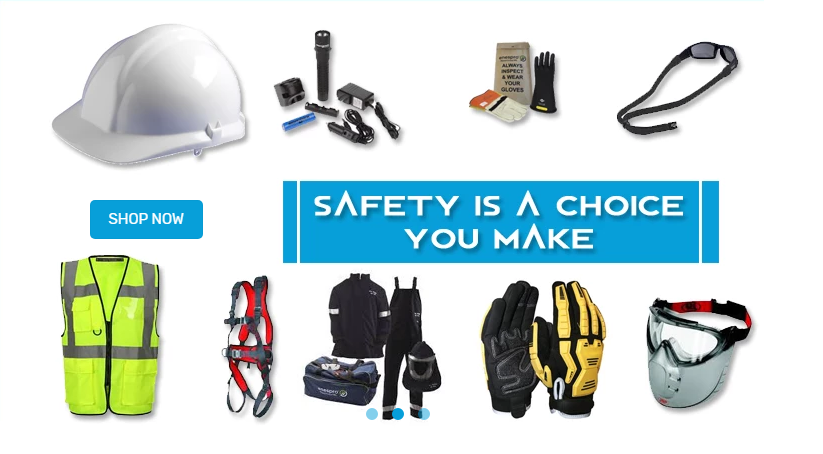 Categories List For Health and Safety Equipment - FLEXRA SAFETY