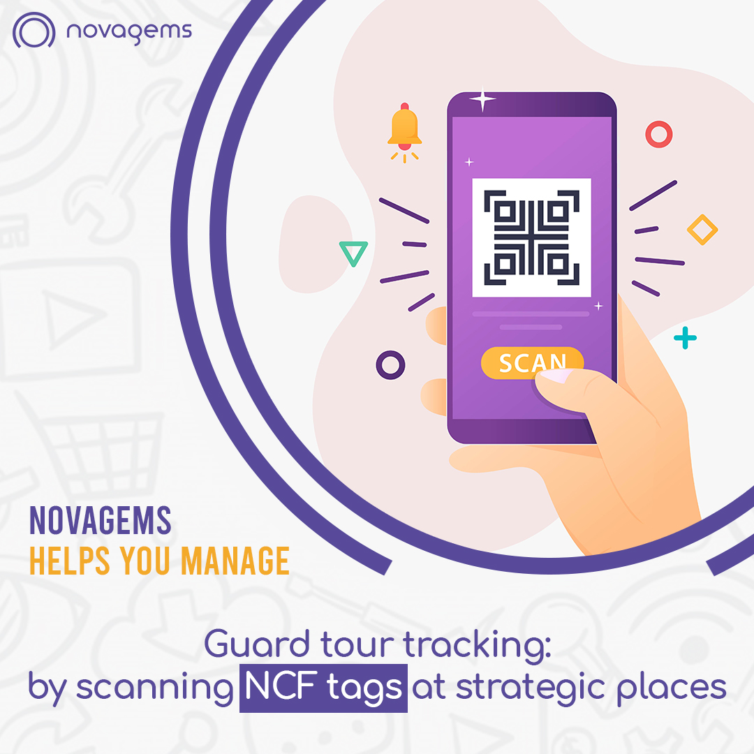 Guard Tracking System - Novagems