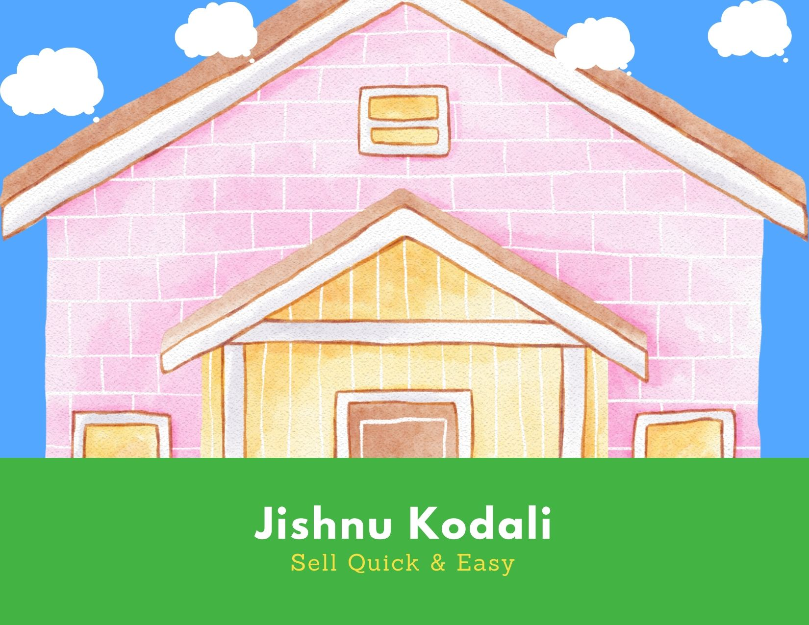 Jishnu Kodali UBS- Your Real Estate Advisor