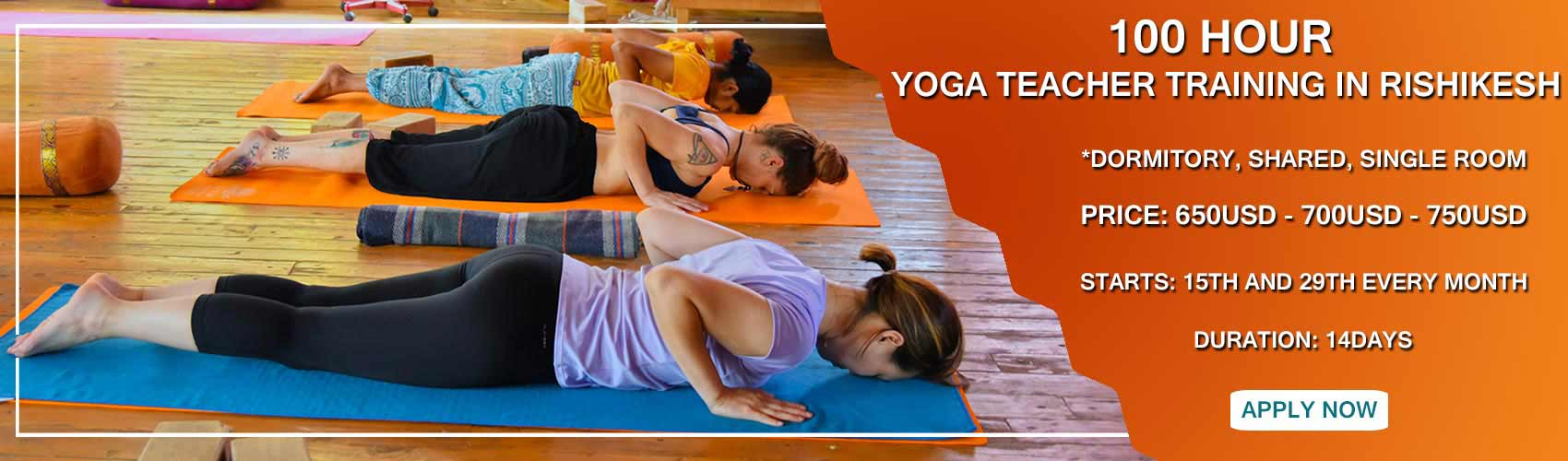 AYM Yoga School | 200-Hour Yoga Teacher Training in Rishikesh