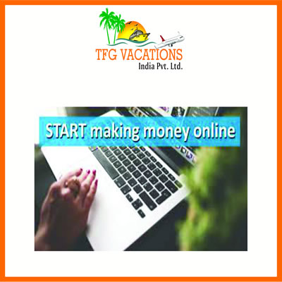 Earn up to 8000 per week |Part time Work Available in a Tours and Travels Company