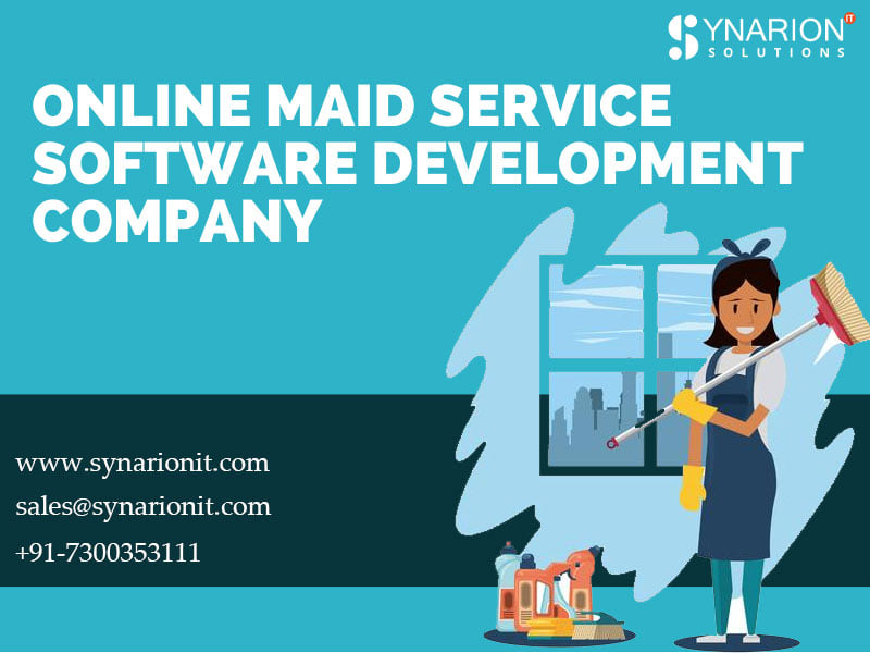 Are You Looking For Domestic Service App Development