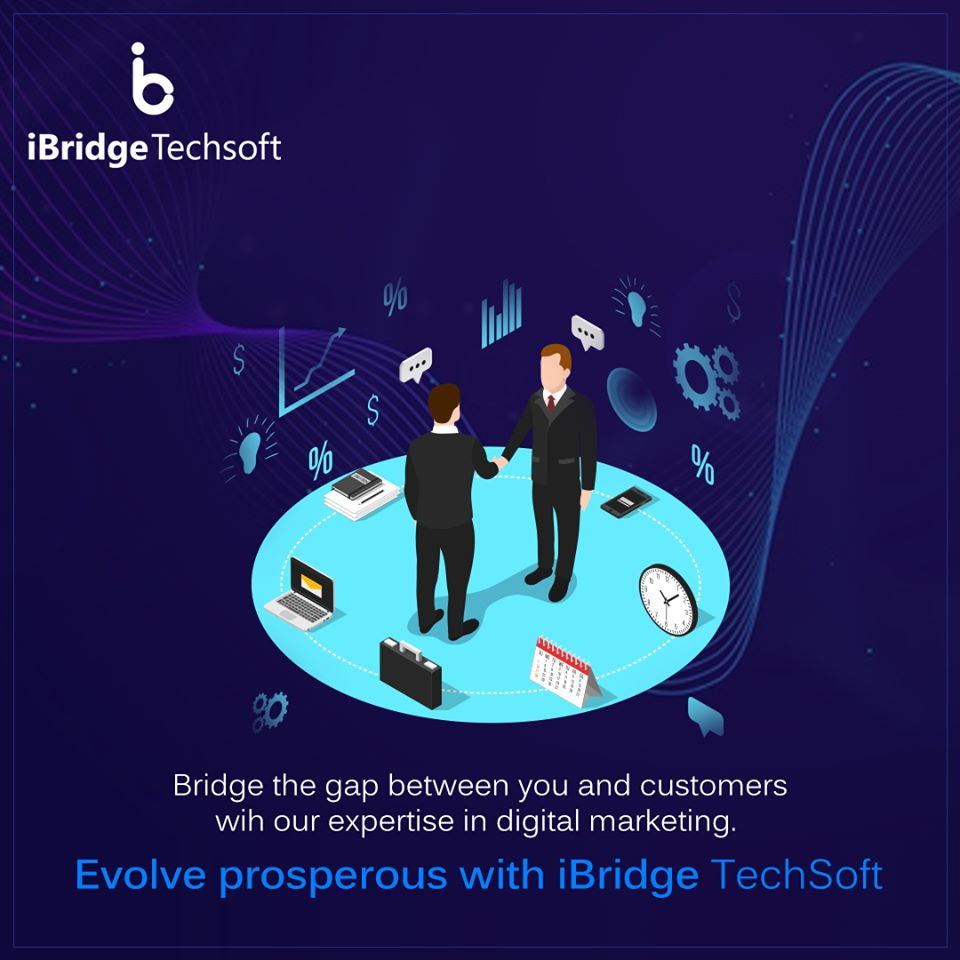 iBridge Techsoft | Digital Marketing | Web Development | Consulting