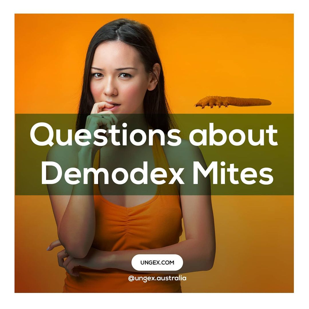 Which Facial Skin Diseases Are Associated with Demodex?