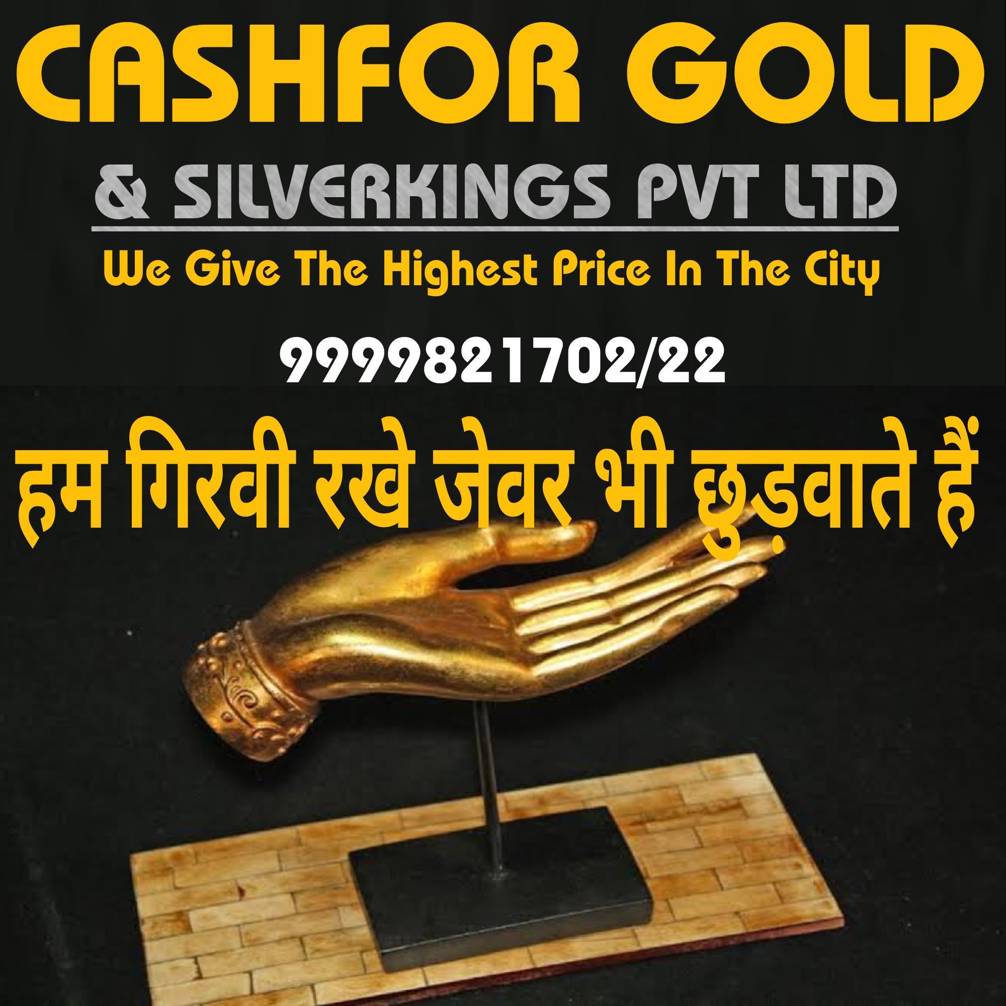 Selling Precious Gold In Maharni Bagh