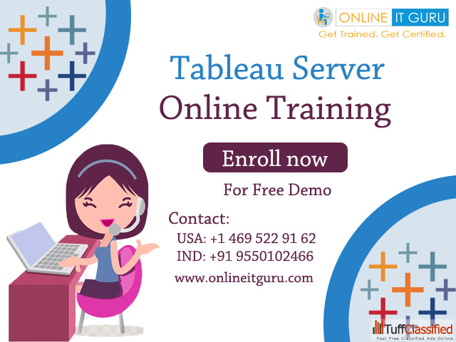 Tableau Server Administration Course Online Training Institute Onlineitguru