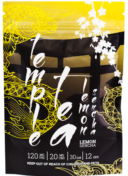 Mota Temple Tea Lemon Grass $15.00
