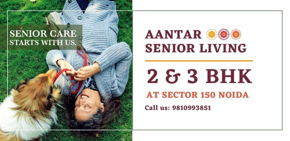 2/ 3 BHK Residence For Senior Communities at Antara Sector 150 Noida