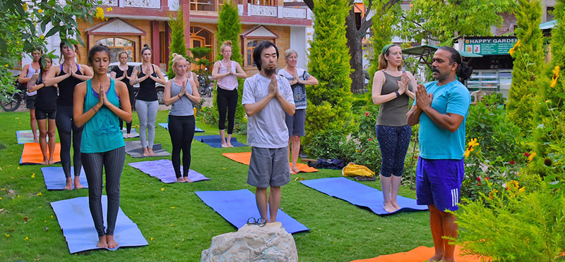 500-Hour yoga teacher training in rishikesh | AYM Yoga School