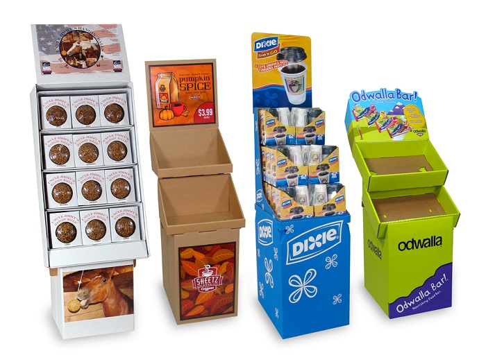 Get 40% discount on a Custom Display Boxes