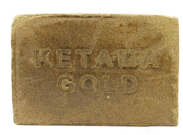 Ketama Gold Hash (Half Ounce)  $ 199.99