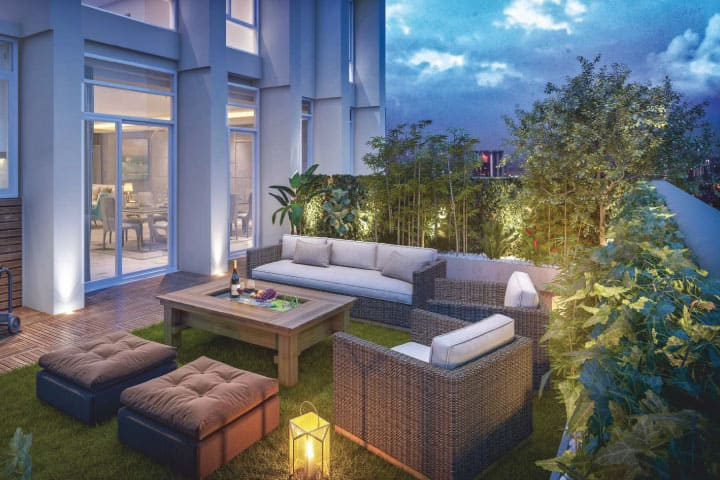 The Hibiscus Gurgaon - Offers Penthouses In Gurgaon