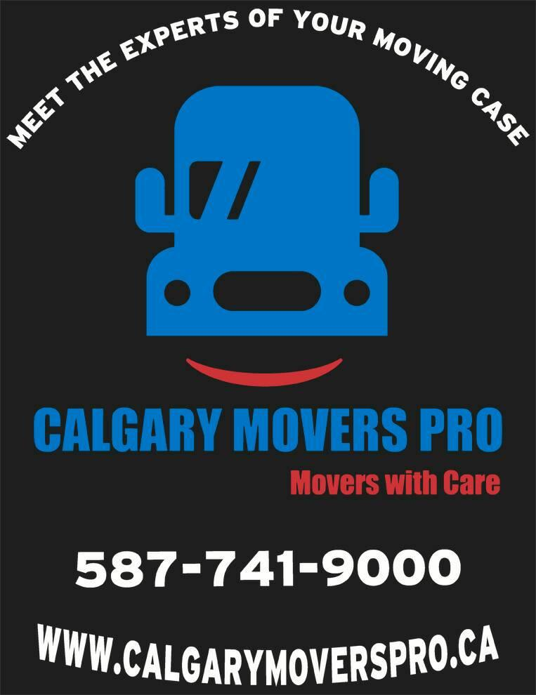 CALGARY MOVERS PRO GUARANTEE BEST MOVERS