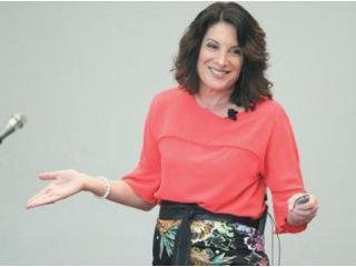 Top Female Inspirational Speaker - Nancy Sharp