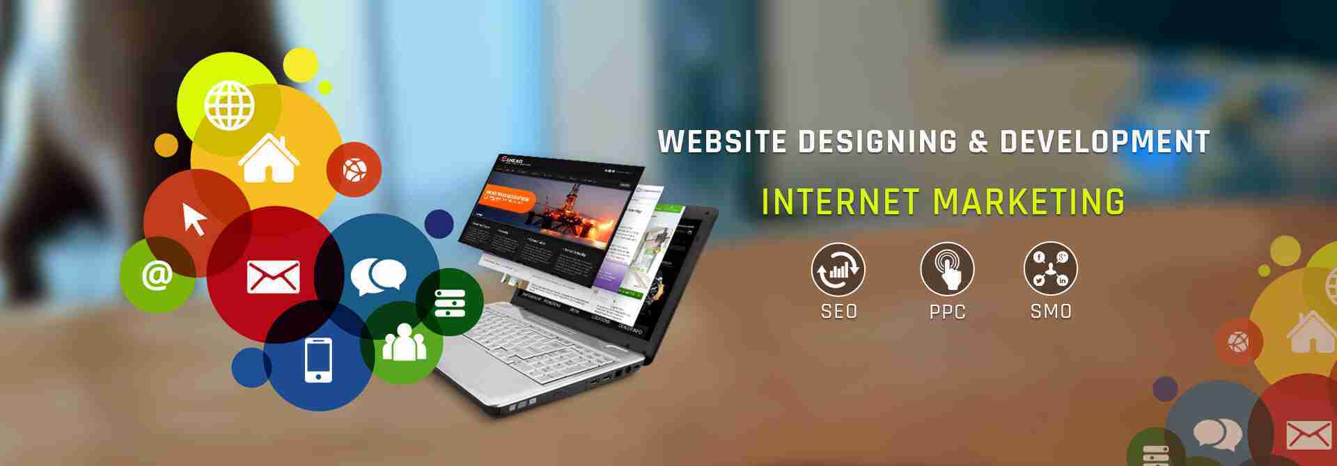 Web Designing & Website Development Company in Rourkela