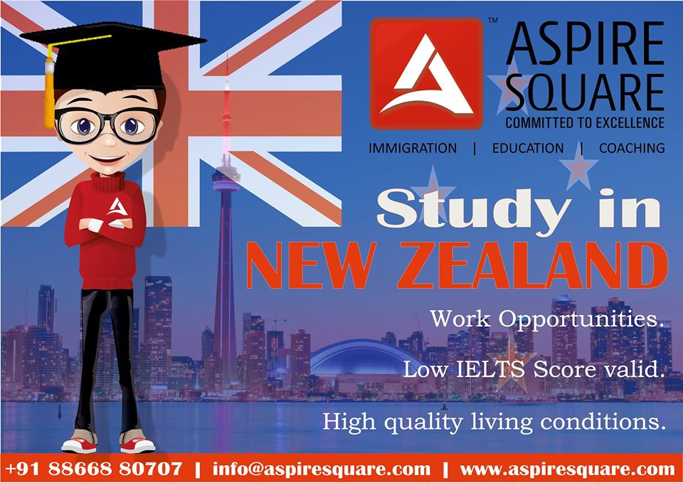 Get NZ Student Visa Agent in Ahmedabad, Gujarat