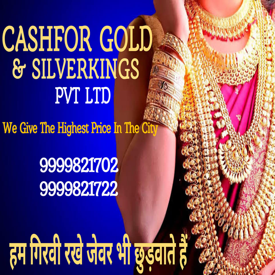 Cash For Old Silver Jewellery