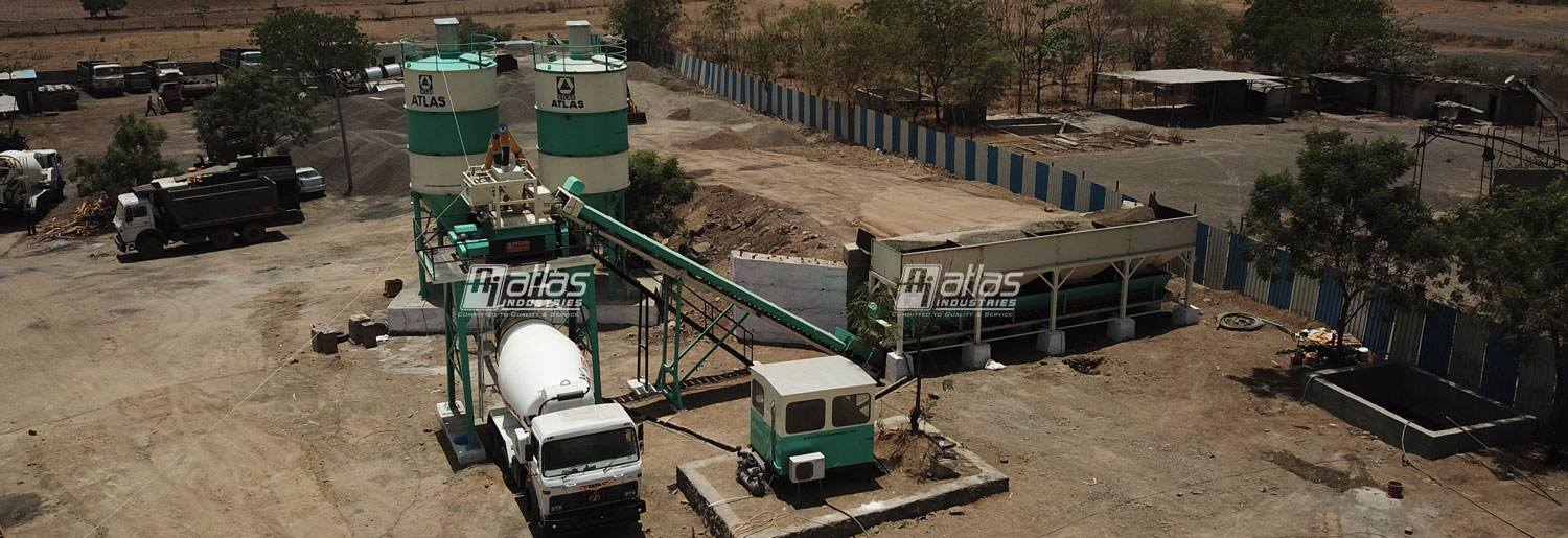Portable Asphalt Plant and Drum Mix Plants - Atlas Industries