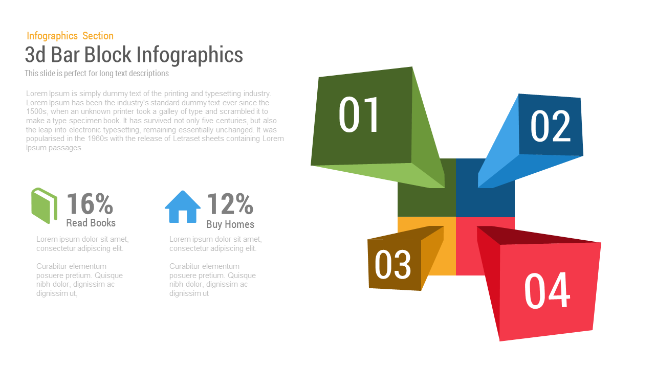 Infographics PowerPoint Templates & Keynote Diagrams