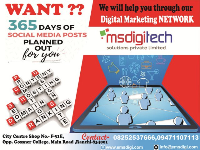 Best Digital Marketing Company In Ranchi