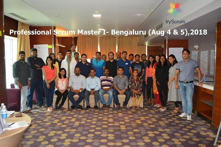 Find ICagile certified agile coach at tryScrum