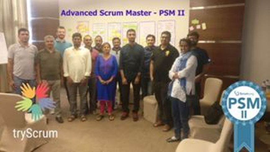 Best certified agile coach training