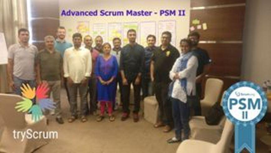Best certified agile coach training
