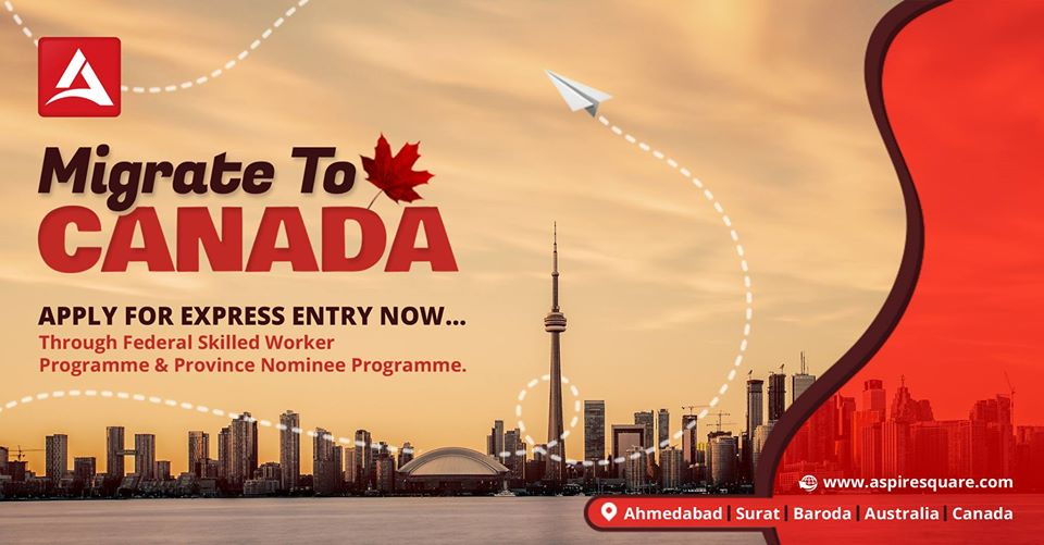 Get Best Canada Immigration visa Agent in Vadodara, Gujarat
