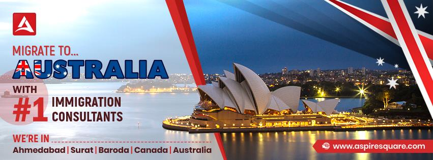 Apply for Australia Immigration Visa With Aspire Square