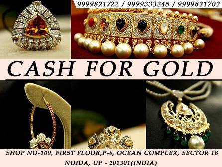 Preciousn gold for cash