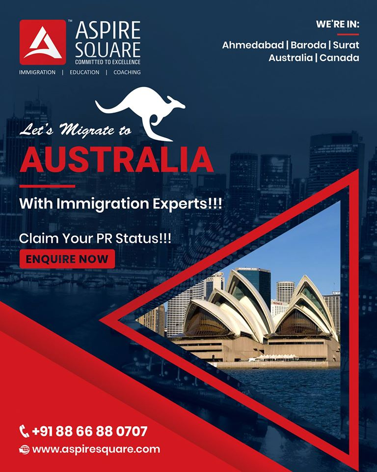 Get Student Visa Australia in Vadodara, Gujarat