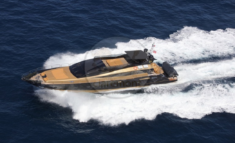 Luxury cruise in South of France