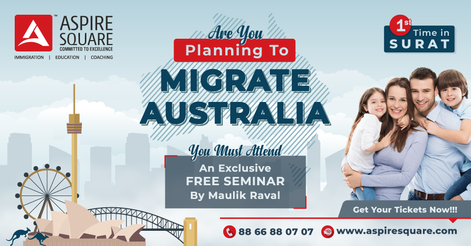 Get Your Profile Assess for Australia Immigration With Aspire Square