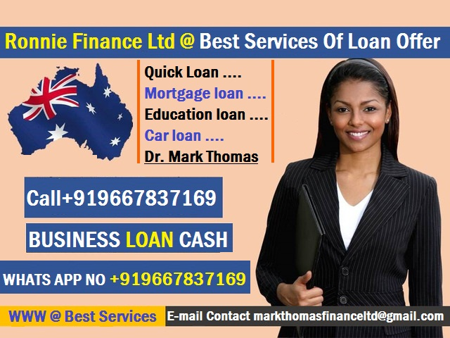 WE OFFER GOOD SERVICE/ QUICK LOAN