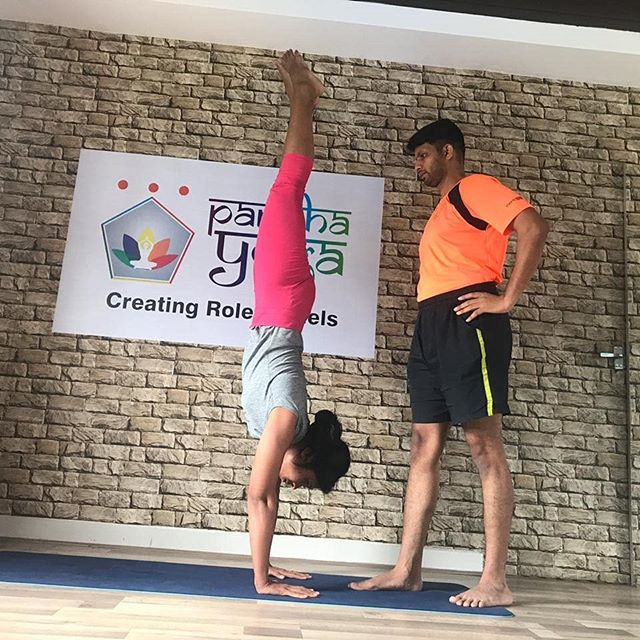 Personal yoga training classes at your home, online or yoga center