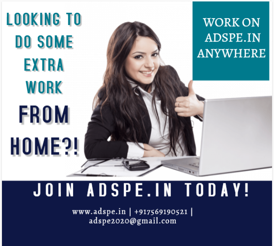 Apply now for suitable home based job and earn massive income monthly
