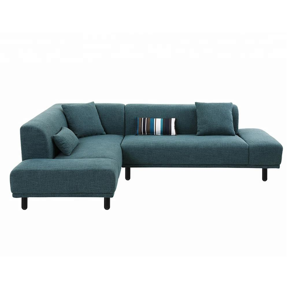 Lucas Left Aligned Sectional Sofa - 3 Seater