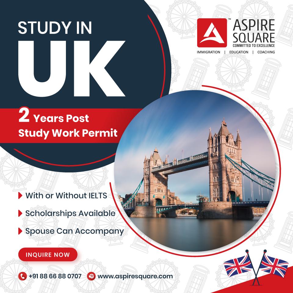 Get Best UK Student Visa Agent in Ahmedabad, Gujarat