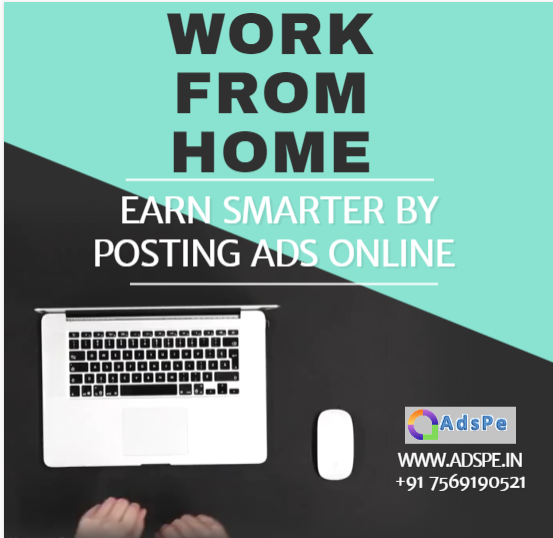 Need extra income? join best ever easy part time home base work