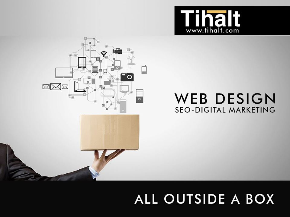 Choose Best Web Design Company in Bangalore - Tihalt