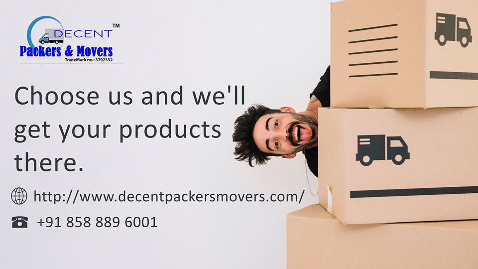 Packers and Moves in Dwarka