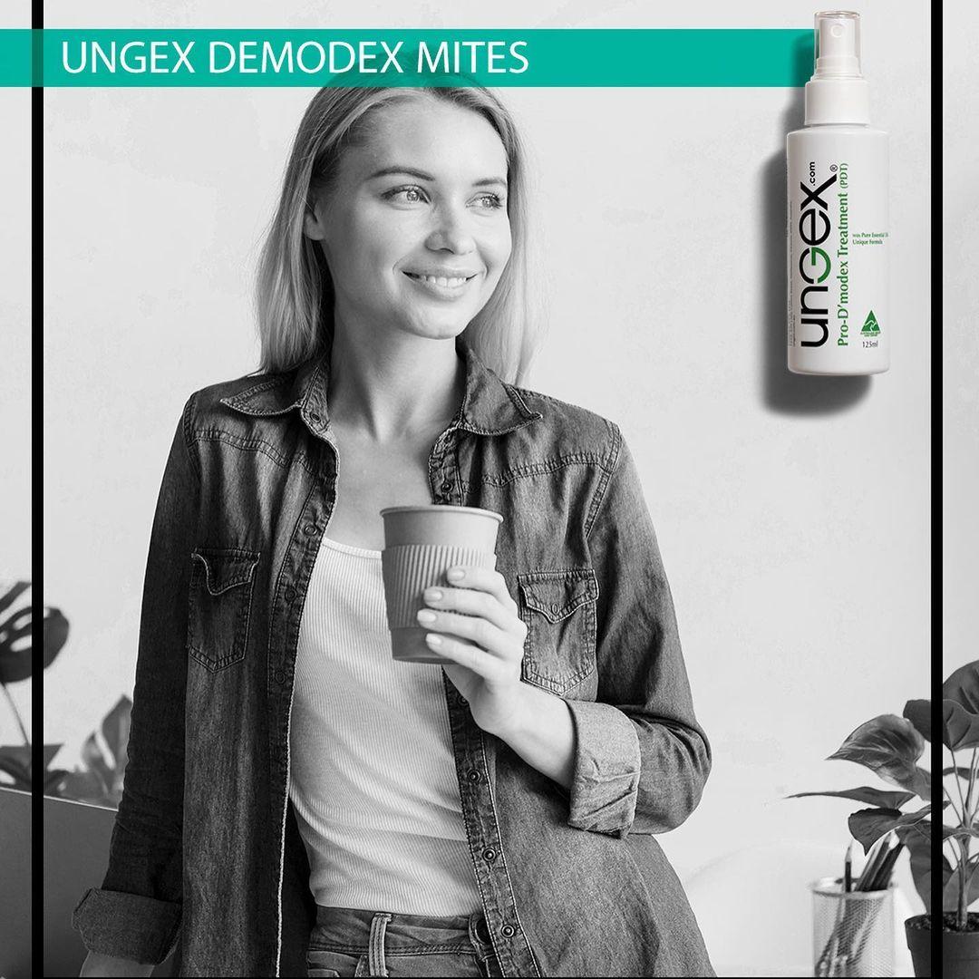 Ungex Demodex Treatment