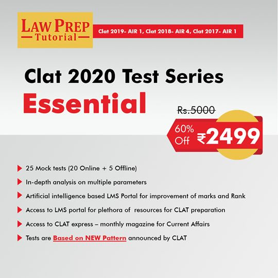 Law Prep Tutorial | Best CLAT Coaching in India | CLAT Coaching