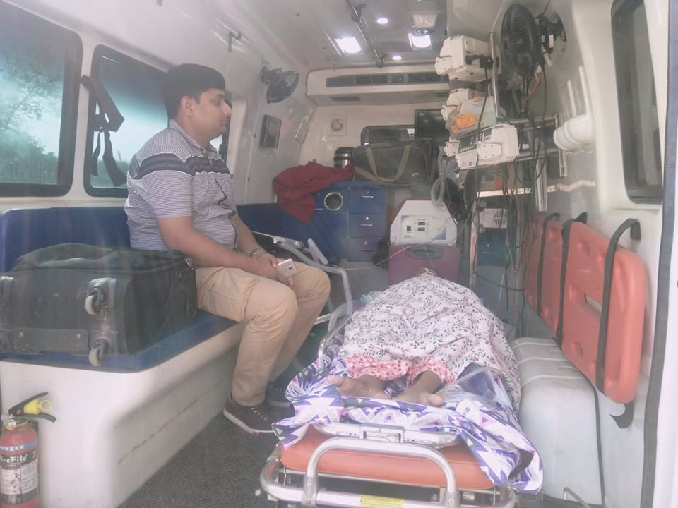 Get Best and Trusted Ambulance Service in Bishnupur