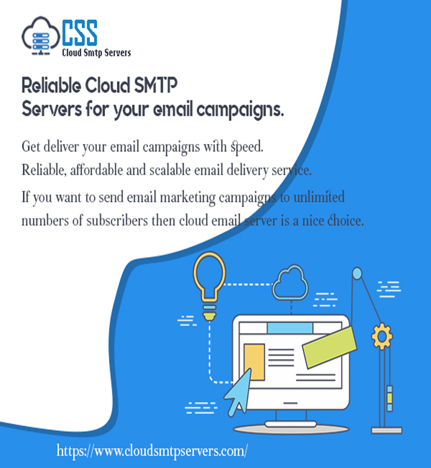 Dedicated SMTP Servers