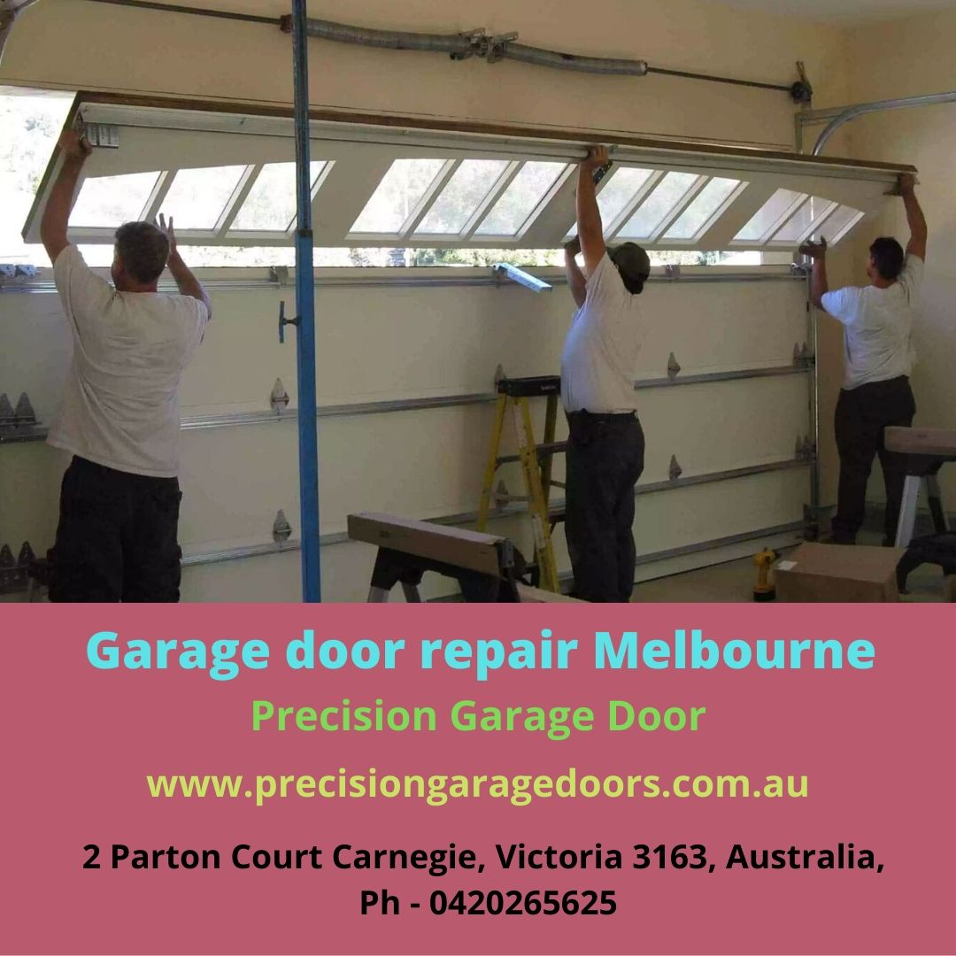 Garage door Melbourne